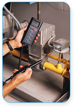 Gas Line Inspection Services