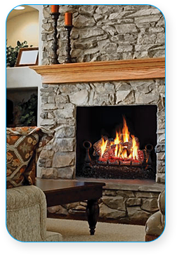 Gas Log Installation Services